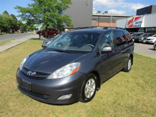 Used 2008 Toyota Sienna LE ~ LEATHER ~ POWER DOORS for sale in Toronto, ON