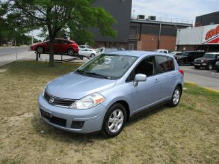 Used 2010 Nissan Versa 1.8SL ~ AUTO ~ CERTIFIED for sale in Toronto, ON