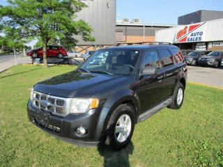 Used 2009 Ford Escape XLT Automatic 2.5L ~ FOG LIGHTS ~ CERTIFIED for sale in Toronto, ON