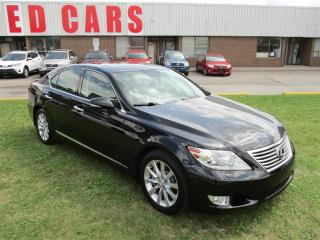 Used 2012 Lexus LS 460 ~AWD~NAV.~ALL POWER OPTIONS~CERTIFIED!!! for sale in Toronto, ON