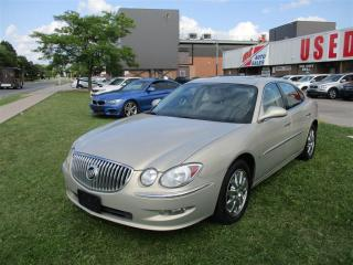 Used 2008 Buick Allure CXL ~ LEATHER ~ SUNROOOF ~ HEATED SEATS ~ for sale in Toronto, ON