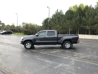 Used 2012 Toyota Tacoma SR5 Double CAB 4WD for sale in Cayuga, ON