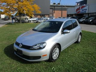 Used 2012 Volkswagen Golf 2.5L Trendline~HEATED SEATS~POWER OPTIONS~ for sale in Toronto, ON