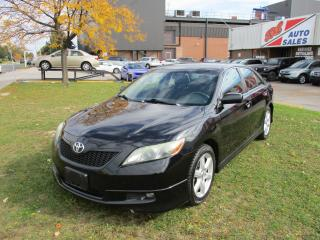 Used 2007 Toyota Camry SE~ALLOY WHEELS~POWER OPTIONS~CERTIFIED for sale in Toronto, ON