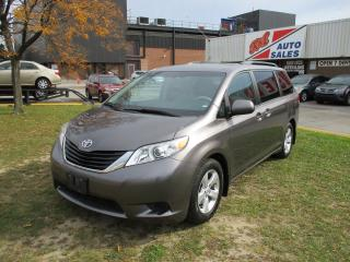 Used 2014 Toyota Sienna LE 8 Passenger~ALL POWER OPTIONS~HEATED SEATS for sale in Toronto, ON