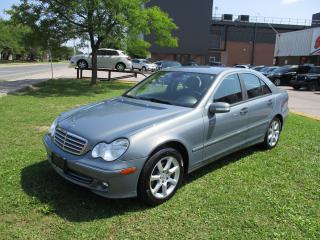 Used 2006 Mercedes-Benz C-Class ~ LOW KM ~ 2.5L ~ MUST SEE for sale in Toronto, ON