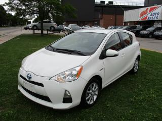 Used 2014 Toyota Prius c Technology~NAVIGATION~BLUETOOTH~EXTRA CLEAN for sale in Toronto, ON