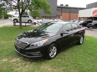Used 2017 Hyundai Sonata GLS ~ REAR CAM ~ BLIND SPOT ~ SUNFOOR for sale in Toronto, ON