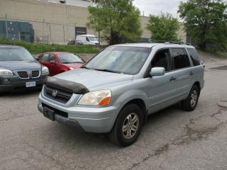 Used 2003 Honda Pilot EX-L ~ LEATHER ~ SUNROOF ~ 7 PASS. for sale in Toronto, ON