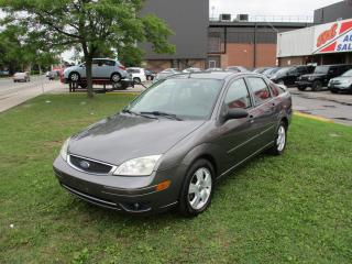 Used 2007 Ford Focus SES~POWER OPTIONS~HEATED SEATS~ALLOY RIMS~ for sale in Toronto, ON