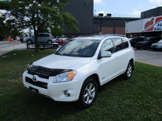 Used 2010 Toyota RAV4 Limited V6~BACK-UP CAM.~SUNROOF~ for sale in Toronto, ON