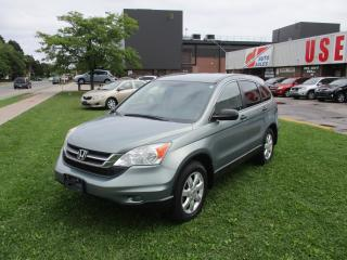 Used 2011 Honda CR-V LX ~ AWD ~ PARKING SENSORS ~ CERTIFIED for sale in Toronto, ON