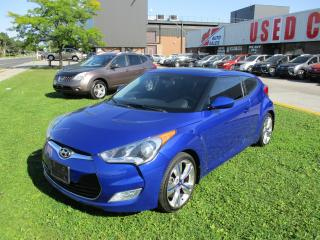 Used 2013 Hyundai Veloster Tech~NAVI.~BACK-UP CAM.~SUNROOF for sale in Toronto, ON
