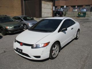 Used 2008 Honda Civic DX~DRIVES GOOD~AUTOMATIC~AS-IS for sale in Toronto, ON