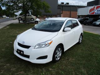 Used 2010 Toyota Matrix XR ~ LOW MILAGE ~ POWER OPTIONS ~ CERTIFIED!!! for sale in Toronto, ON