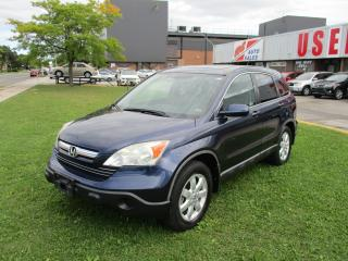 Used 2008 Honda CR-V EX-L~NAVI.~LEATHER~SUNROOF~CERTIFIED! for sale in Toronto, ON