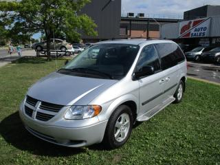 Used 2005 Dodge Caravan SXT ~ LOW MILEAGE ~ CERTIFIED!!! for sale in Toronto, ON
