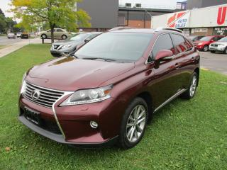 Used 2015 Lexus RX 350 Touring~NAVI.~LEATHER~HEATED&COOLING SEATS~ for sale in Toronto, ON