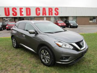 Used 2015 Nissan Murano SL~NAVI.~LEATHER~BACK-UP CAM.~ALL POWER OPTIONS for sale in Toronto, ON