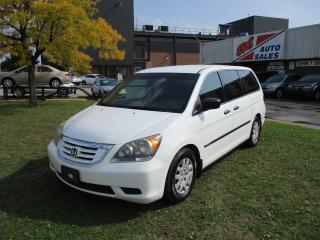 Used 2009 Honda Odyssey DX~CERTIFIED!!! for sale in Toronto, ON