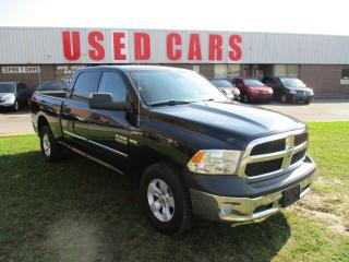 Used 2014 RAM 1500 ST~4X4~TOWING PACKAGE~CERTIFIED for sale in Toronto, ON