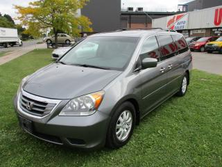 Used 2009 Honda Odyssey EX-L~8 PASS.~LEATHER~ALL POWER OPTIONS for sale in Toronto, ON