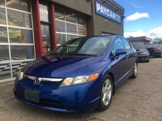 Used 2007 Honda Civic Sdn LX for sale in Kitchener, ON