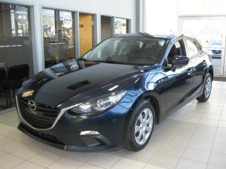 Used 2016 Mazda MAZDA3 Sport GX for sale in Trois-Rivières, QC