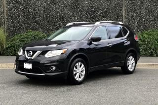 Used 2016 Nissan Rogue SV AWD CVT for sale in Vancouver, BC