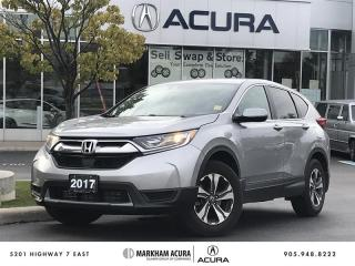 Used 2017 Honda CR-V LX AWD - COMING SOON for sale in Markham, ON