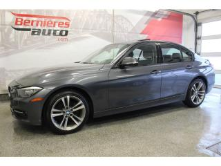 Used 2014 BMW 320 Xdrive Gr: Sport for sale in Lévis, QC