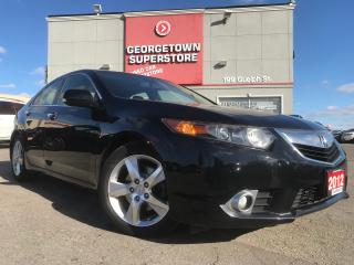 Used 2012 Acura TSX Premium | SUNROOF | HTD PWR SEATS | AUX | for sale in Georgetown, ON