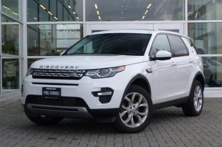 Used 2016 Land Rover Discovery Sport HSE (2016.5) *Low Kms* for sale in Vancouver, BC