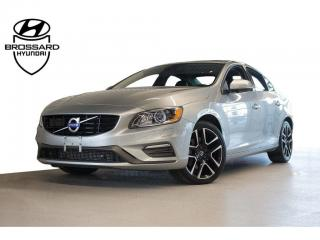 Used 2018 Volvo S60 T5 Dynamic Gps Toit for sale in Brossard, QC