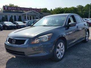 Used 2008 Honda Accord EX-L for sale in Oshawa, ON