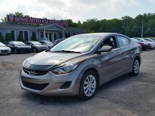 Used 2012 Hyundai Elantra GL for sale in Oshawa, ON