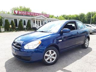 Used 2009 Hyundai Accent AUTO GL for sale in Oshawa, ON