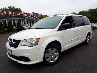Used 2013 Dodge Grand Caravan SE for sale in Oshawa, ON