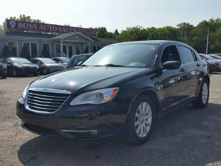 Used 2012 Chrysler 200 Touring for sale in Oshawa, ON