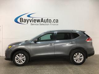 Used 2015 Nissan Rogue SV - PANOROOF! HTD SEATS! REVERSE CAM! CRUISE! for sale in Belleville, ON
