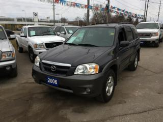 Used 2006 Mazda Tribute s 2WD 4-spd AT for sale in Newmarket, ON