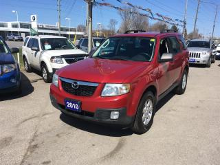 Used 2010 Mazda Tribute i Touring FWD for sale in Newmarket, ON