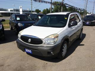 Used 2005 Buick Rendezvous CX AWD for sale in Newmarket, ON