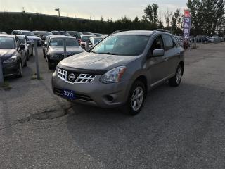 Used 2011 Nissan Rogue S AWD for sale in Newmarket, ON