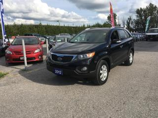 Used 2012 Kia Sorento LX 4WD for sale in Newmarket, ON