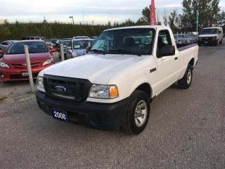 Used 2008 Ford Ranger XL2WD for sale in Newmarket, ON