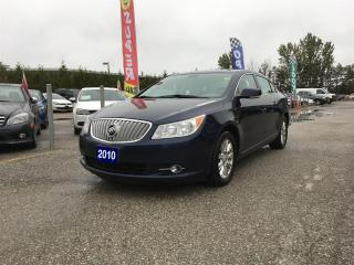 Used 2010 Buick Lucerne CXL V6 for sale in Newmarket, ON
