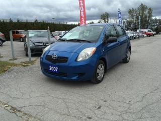 Used 2007 Toyota Yaris S for sale in Newmarket, ON