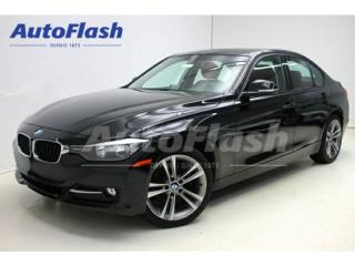 Used 2014 BMW 320 Sport-Line Cuir for sale in St-Hubert, QC