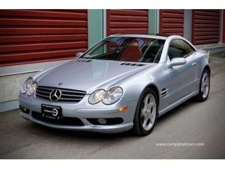 Used 2004 Mercedes-Benz SL-Class 500 AMG for sale in Vancouver, BC